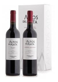 Altos Del Plata Twin Pack Malbec Cabernet Sauvignon