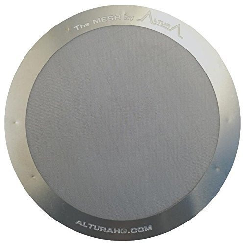 altura the mesh: filtro premium para cafeteras aeropress ebo
