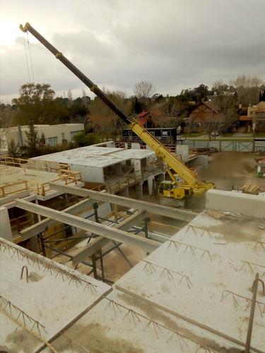 altura trabajos de recuperación de fachadas