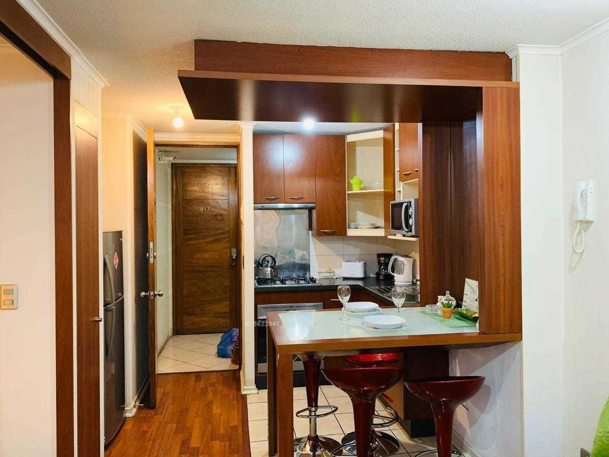 alturas suite merced 562 - merced, santiago - departamento 401 b