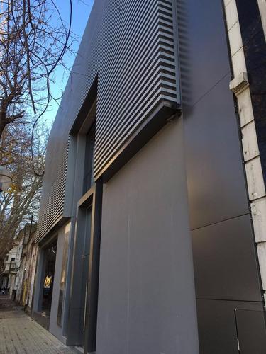 alucobond aluminio compuesto para fachadas-colocación
