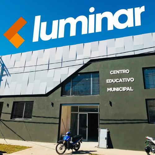 alucobond fachadas aluminio compuesto acm - luminar