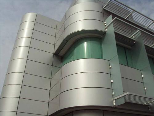 (alucubond) laminas de aluminio compuesto