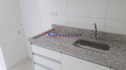 aluga apartamento - vila pires - santo andré - gl38484