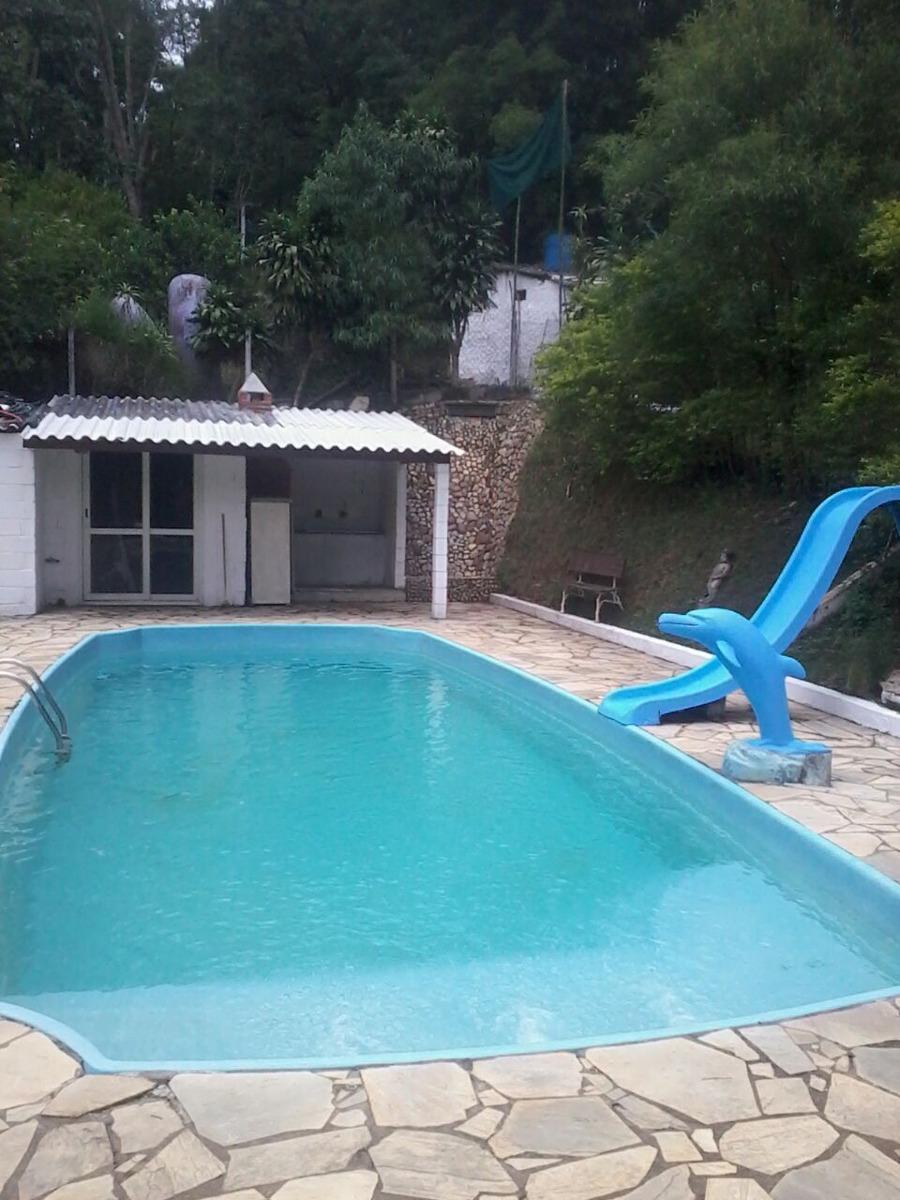 aluga chacara  piscina  suzano riberao