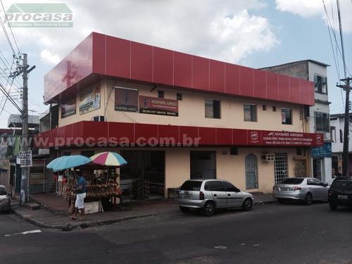 aluga linda sala comercial em compensa, manaus amazonas am - 9142