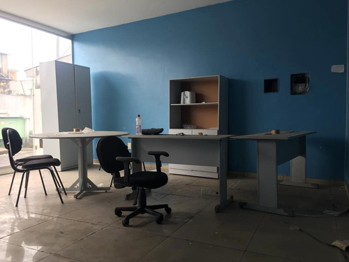 aluga loja semi mobiliada na darcy vargas - proximo ao amazonas shopping - ideal para escritorio de contabilidade ou despachantes  - 32187