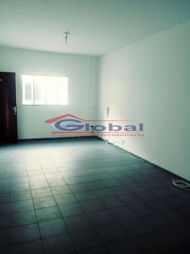 aluga sala comercial - utinga - santo andré - gl38884