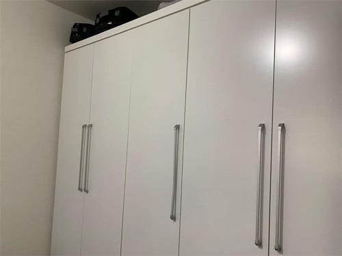 aluga-se apartamento padrão com 1 vaga e 1 dormitório em vila leopoldina! - 85-im240720