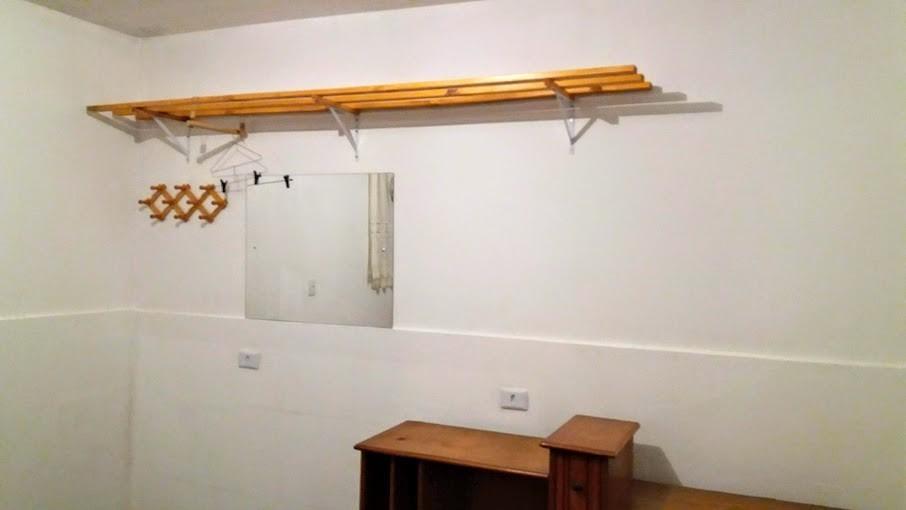 aluga-se casa de 2 cômodos - jd castro alves (grajaú)