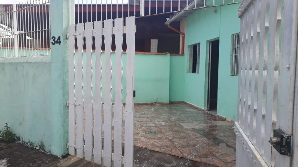 aluga-se casa independente no ribamar. peruíbe/sp