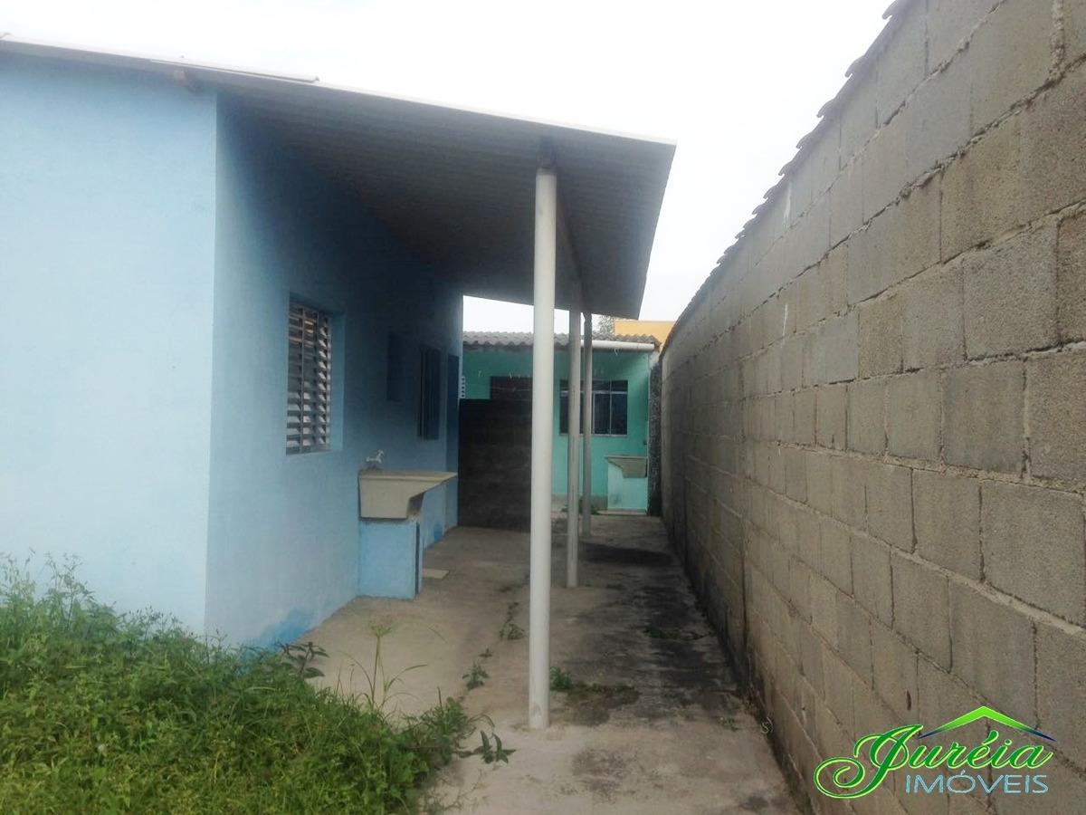 aluga-se casa no vila romar. próximo à escola. peruíbe/sp