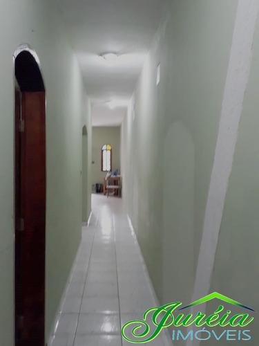 aluga-se casa para temporada no guaraú - peruíbe/sp