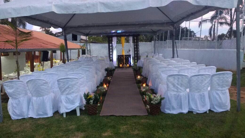 aluga-se chácara para festas/eventos