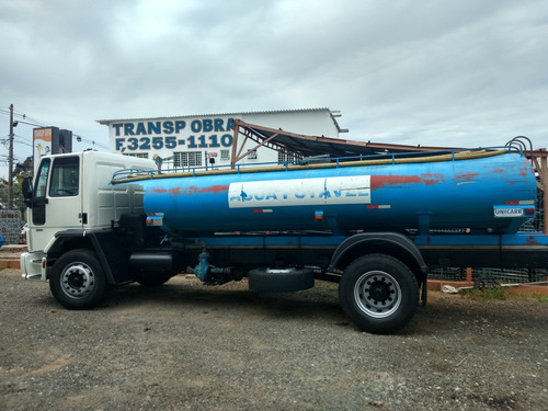 aluga / venda caminhao pipa agua ford 1722 toco / trucado