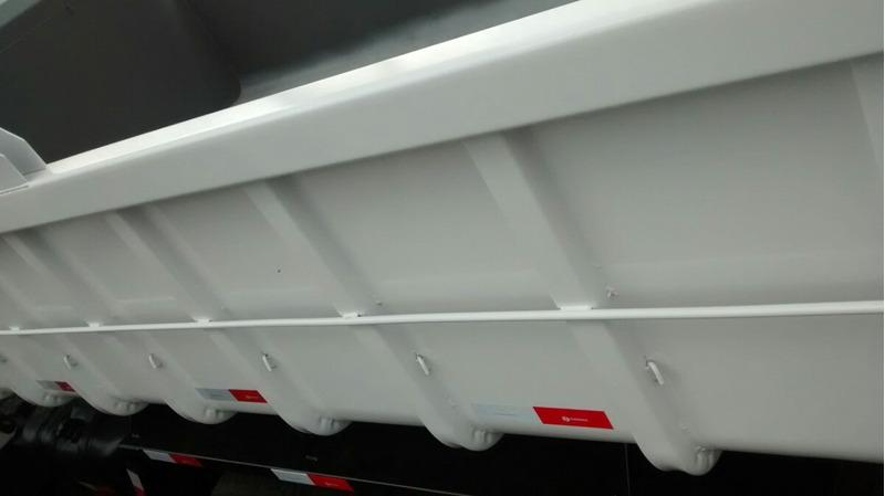 aluga / vendas caminhão caçamba basculante 10 metro vw 23210