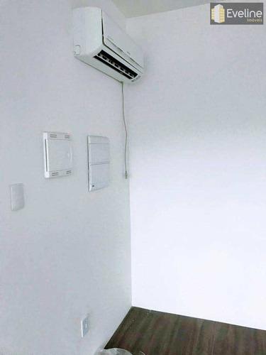 alugar sala comercial - mogilar - mogi das cruzes - 39m² - a617