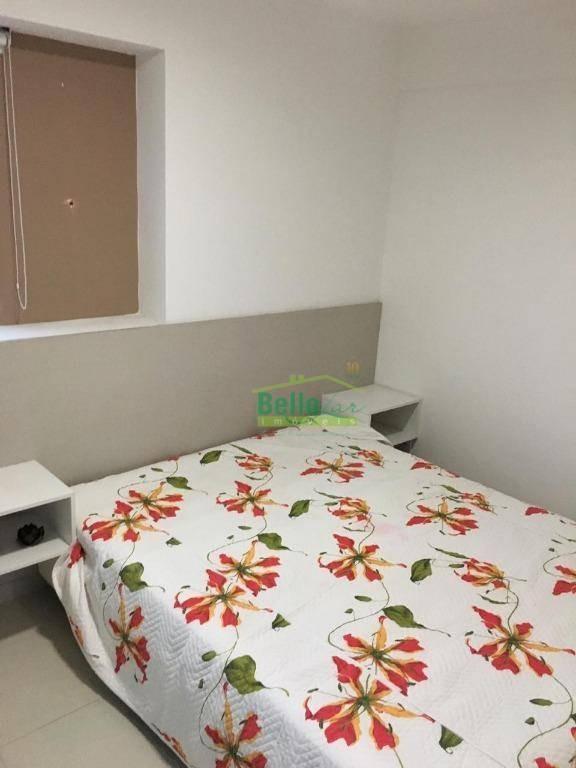 alugo 2 quartos mobiliado no bristol em boa viagem - ap1417