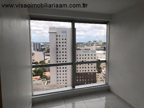 alugo 2 salas comercial no  ed. atlantic tower andar alto uma ao lado da outra valor das duas juntas r$6.100,00 34,28 m² 36,27 m²  com split - sa00120 - 33961921