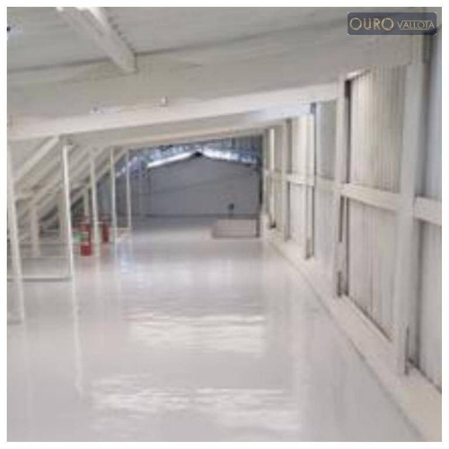 alugo- aclimação- galpão-300 m² - ga0315