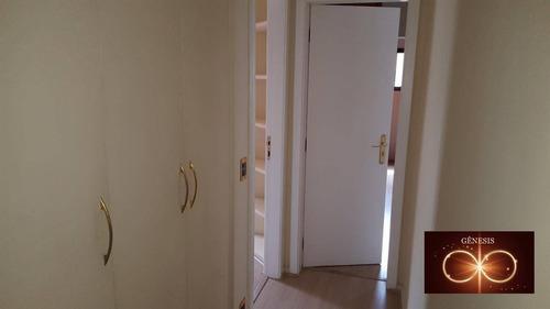 alugo apartamento na vila andrade - lazer completo r$ 3.500,00 - ap0013