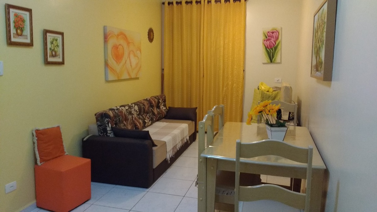 alugo apartamento p/ temporada no guarujá - pitangueiras