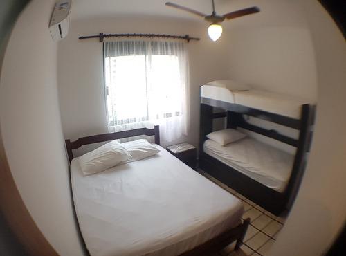 alugo apartamento para temporada no guarujá - pitangueiras