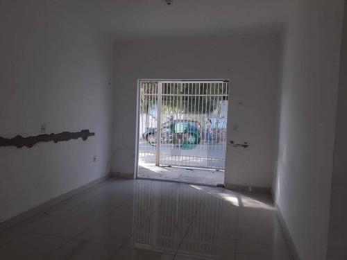 alugo casa comercial no centro de mogi das cruzes - ca0109