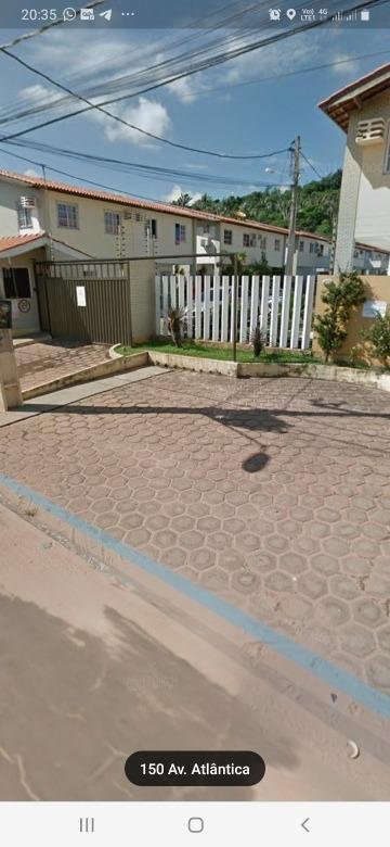 alugo casa em condomínio fechado praia do araçagy  3 quartos