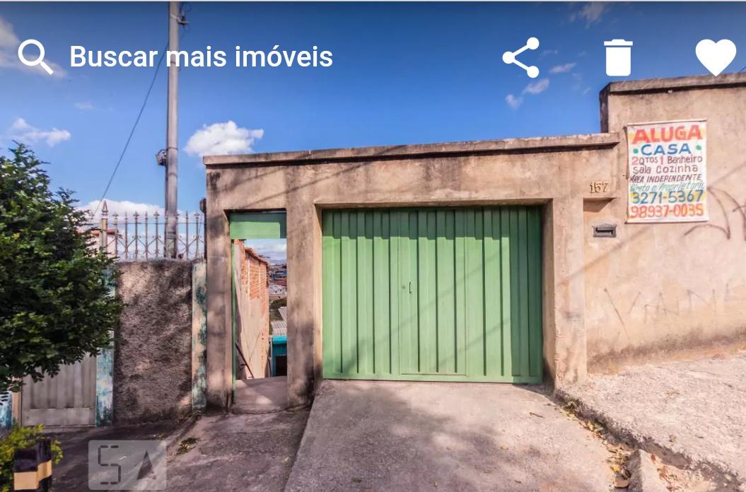 alugo casa no santa mônica rua mário pederneiras,