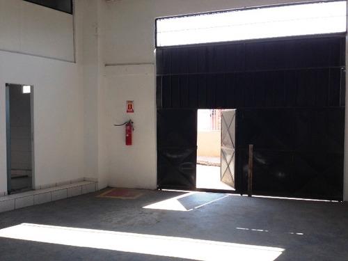 alugo deposito no japiim perto do distrito industrial - 32300