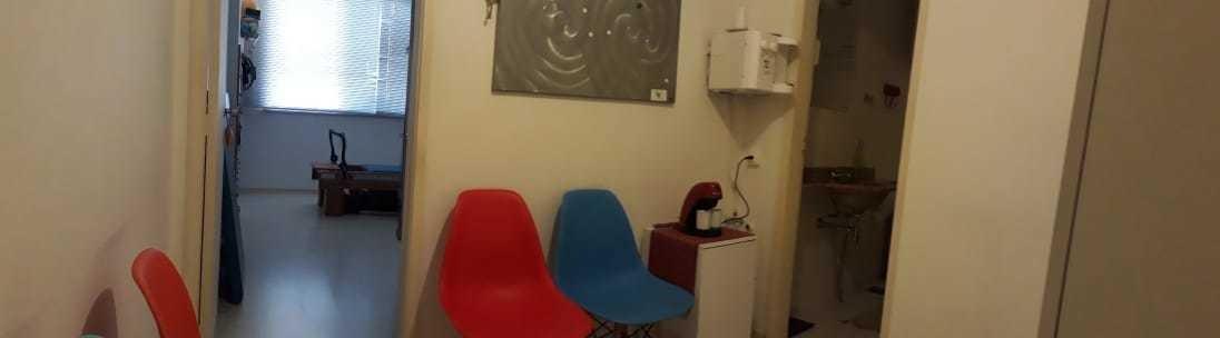 alugo espaço, só r$ 40,00 a hora. em ipanema sala comercial