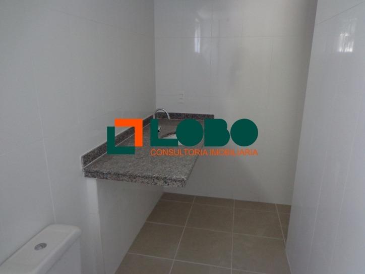 alugo excelente apartamento, nascente - 112l