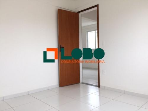 alugo excelente apartamento, prédio com elevador - 116