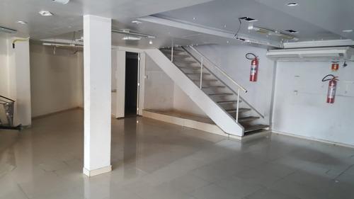 alugo excelente sala comercial com mezanino  no adrianopolis, manaus amazonas - am - 6742
