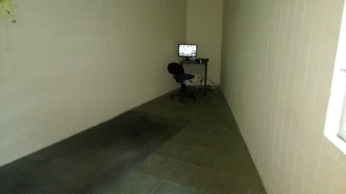 alugo galpão 580 m² , trifásico, ótima localização