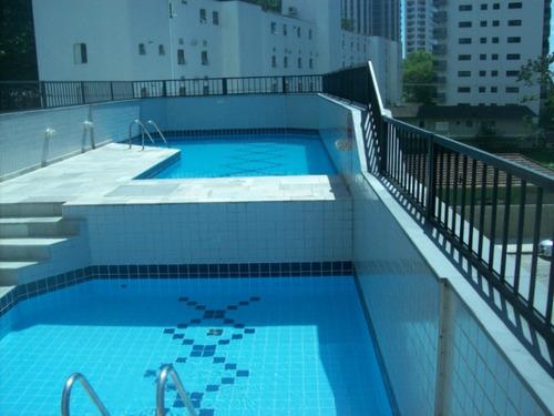 alugo guaruja asturias 1 dorm/piscina (carnaval  disponivel)
