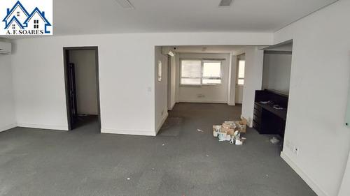 alugo ótima sala comercial com recepção, 04 salas, copa e... - 939