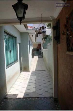 alugo ou vendo - sobrado 140m2 - com 3 dormitórios - 2 suítes - 2 vagas - churrasqueira no pq da mooca - so0299