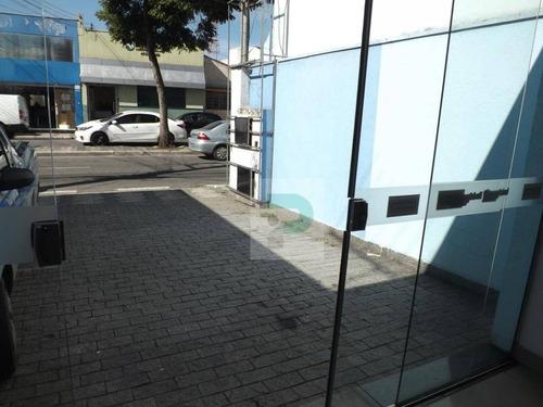 alugo salão comercial no centro de mogi das cruzes - sl0046