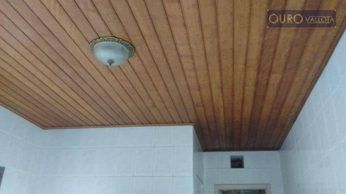 alugo - sobrado no alto da mooca- 3 dorm - 02 wc - 140m² au  + edícula - so0259