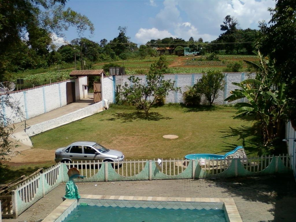 alugue sem fiador, sem depósito - consulte nossos corretores -chácara com 3 dormitórios à venda, 2500 m² por r$ 650.000,00 - jardim cambiri - ch0031