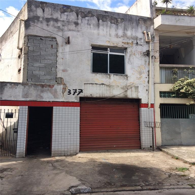 alugue sem fiador, sem depósito -consulte nossos corretores - galpão à venda, 220 m² por r$ 320.000 - vila formosa - ga0325