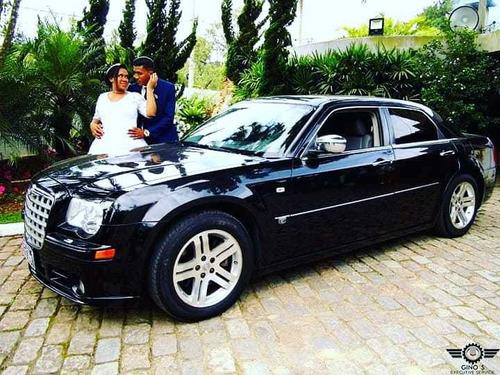 aluguel 300c para seu casamento ou transporte executivo.