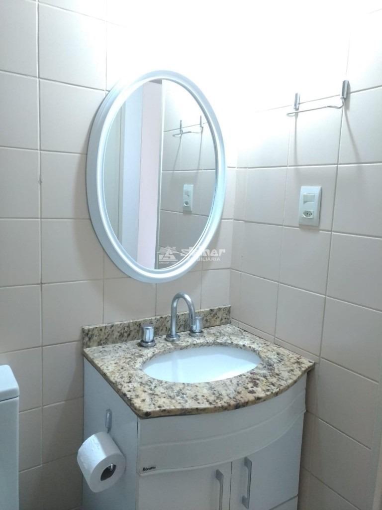 aluguel apartamento 1 dormitório vila augusta guarulhos r$ 1.000,00 - 35858a