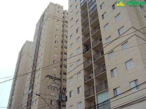 aluguel apartamento 2 dormitórios gopouva guarulhos r$ 1.500,00