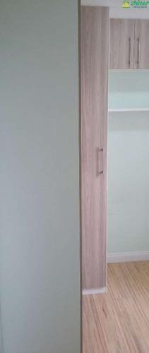 aluguel apartamento 2 dormitórios vila endres guarulhos r$ 1.550,00