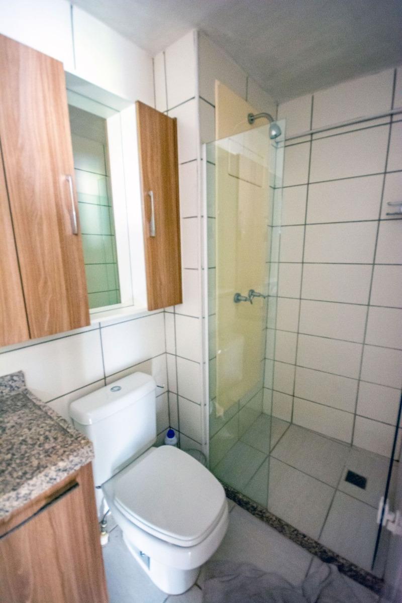 aluguel apartamento 2 quartos, vista mar, bairro meireles