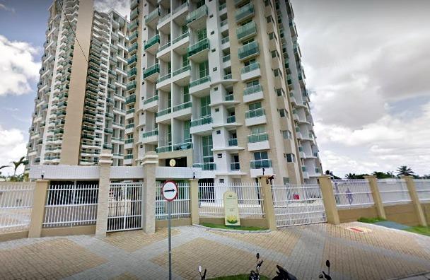 aluguel apartamento 3 quartos - lazer completo - summer park
