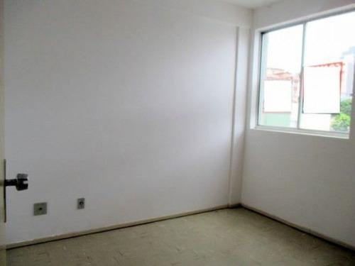 aluguel - apartamento com 2 quartos no bairro coração de jesus. - 1334